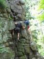 Rudawy Janowickie 2012 - obóz wspinaczkowy