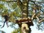 W Parku Linowym Adrenalina 2011