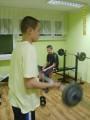 Gra w lotki i zajęcia na siłowni 2012
